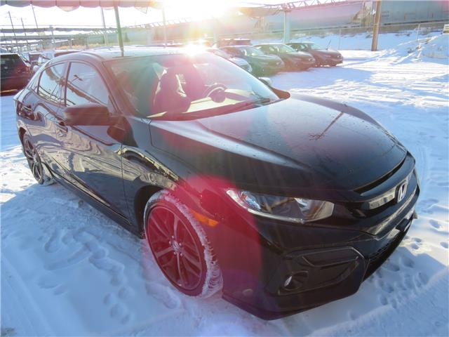 2020 Honda Civic Sport (Stk: 200145) in Airdrie - Image 1 of 8