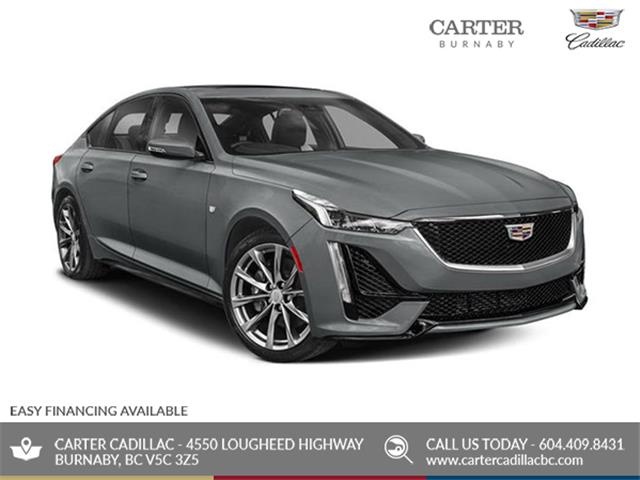 2020 Cadillac CT5 Sport (Stk: C0-16820) in Burnaby - Image 1 of 1