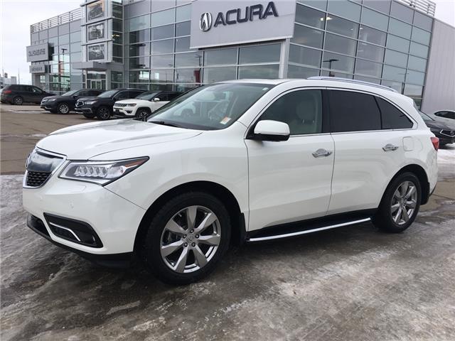 2016 Acura MDX Elite Package 5FRYD4H86GB505902 49192A in Saskatoon