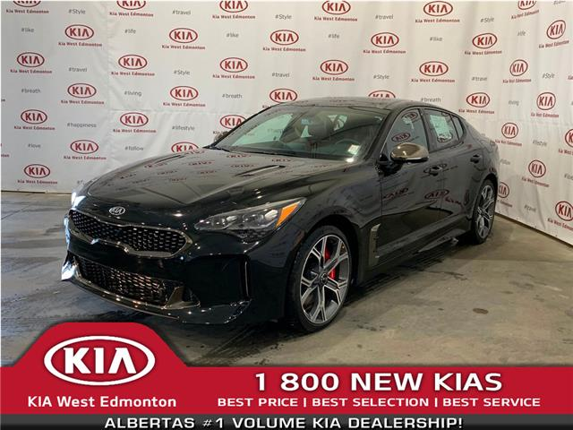 2020 Kia Stinger GT Limited w/Red Interior (Stk: 22235) in Edmonton - Image 1 of 37