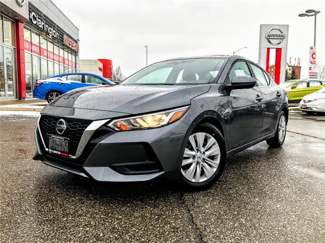 2020 Nissan Sentra S Plus (Stk: LY214326) in Bowmanville - Image 1 of 30