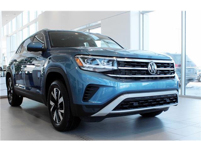 2020 Volkswagen Atlas Cross Sport 2.0 TSI Comfortline (Stk: 70075) in Saskatoon - Image 1 of 23