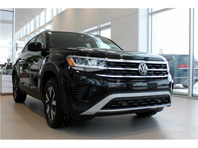 2020 Volkswagen Atlas Cross Sport 2.0 TSI Comfortline (Stk: 70076) in Saskatoon - Image 1 of 23