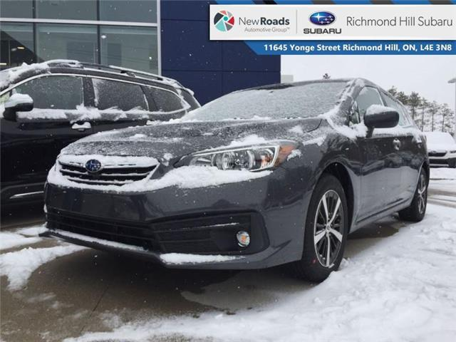 2020 Subaru Impreza 5-dr Touring w/Eyesight (Stk: 34173) in RICHMOND HILL - Image 1 of 1