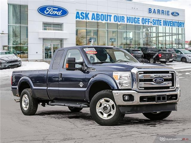 2015 Ford F-250 XL (Stk: T1351A) in Barrie - Image 1 of 27