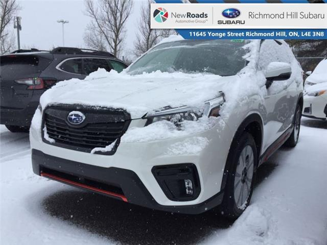 2020 Subaru Forester Sport (Stk: 34369) in RICHMOND HILL - Image 1 of 1