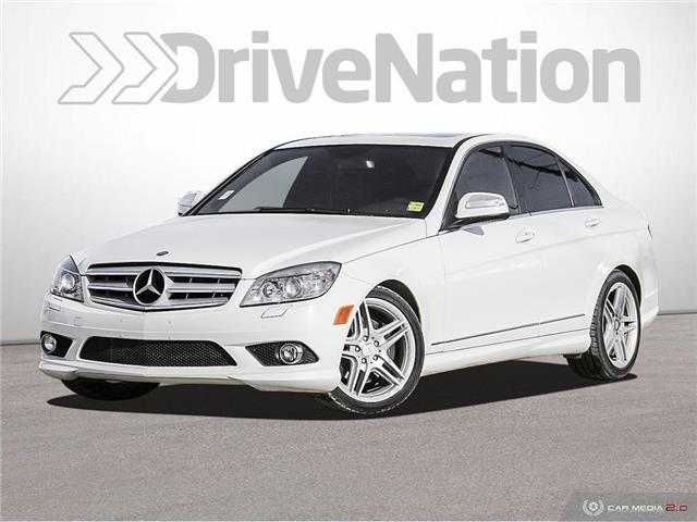 2009 Mercedes-Benz C-Class Base (Stk: A3172) in Saskatoon - Image 1 of 27