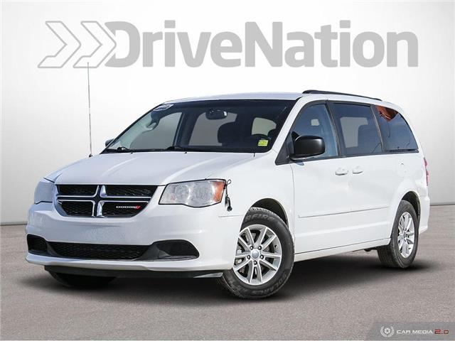 2017 Dodge Grand Caravan CVP/SXT (Stk: A3089) in Saskatoon - Image 1 of 27