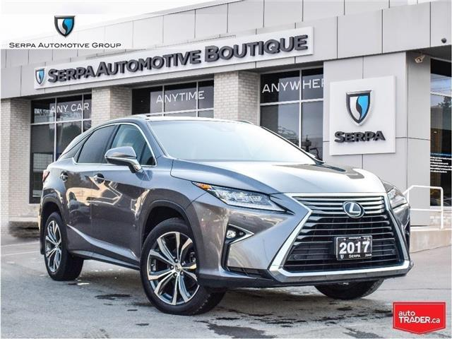 2017 Lexus RX 350 Base (Stk: P1391) in Aurora - Image 1 of 26