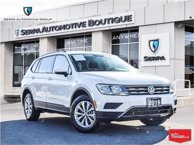 2019 Volkswagen Tiguan Trendline (Stk: SC1009) in Aurora - Image 1 of 23
