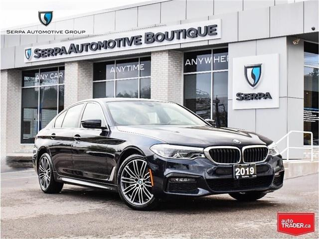 2019 BMW 530i xDrive (Stk: P1351) in Aurora - Image 1 of 27