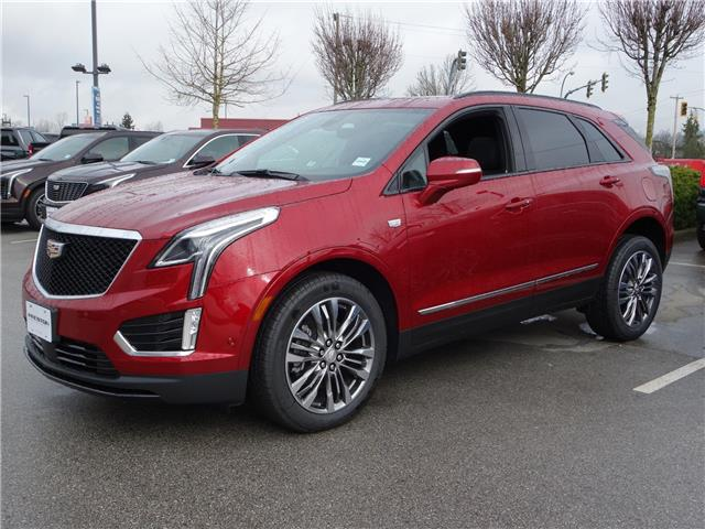 2020 Cadillac XT5 Sport (Stk: 0203240) in Langley City - Image 1 of 6