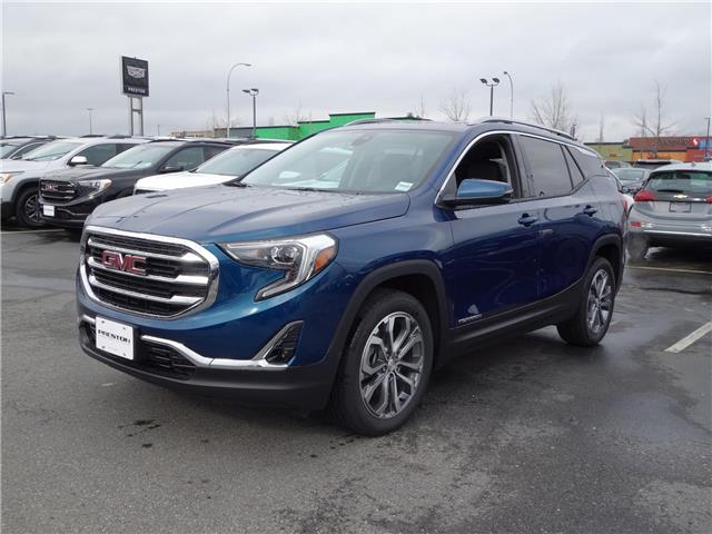 2020 GMC Terrain SLT (Stk: 0204060) in Langley City - Image 1 of 6