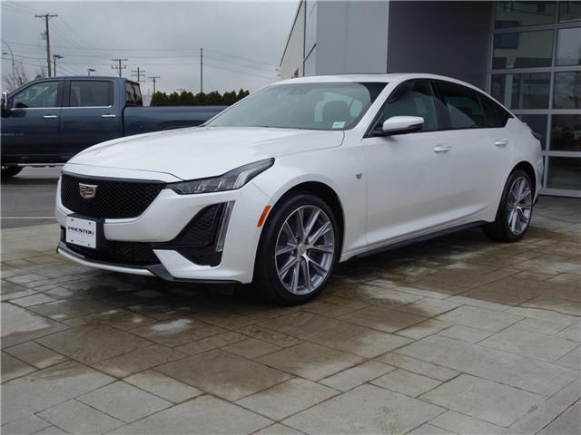 2020 Cadillac CT5 Sport (Stk: 0204150) in Langley City - Image 1 of 6