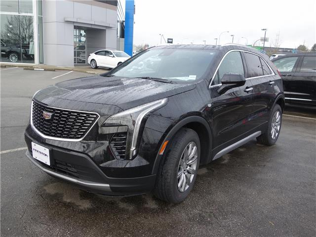 2020 Cadillac XT4 Premium Luxury (Stk: 0204550) in Langley City - Image 1 of 6