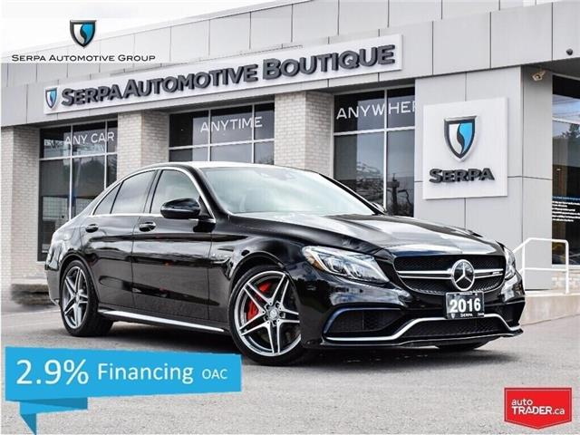 2016 Mercedes-Benz AMG C S (Stk: P1156) in Aurora - Image 1 of 27