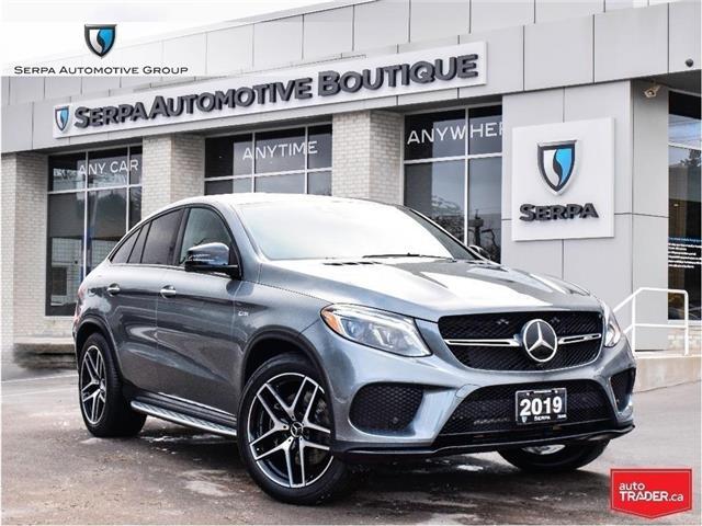 2019 Mercedes-Benz AMG GLE 43 Base (Stk: P1375) in Aurora - Image 1 of 28