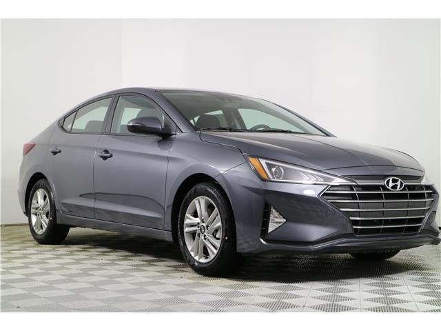 2020 Hyundai Elantra Preferred w/Sun & Safety Package (Stk: 104316) in Markham - Image 1 of 22