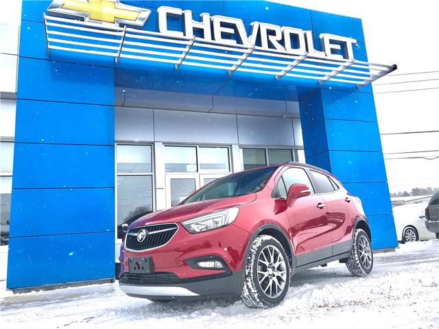 2019 Buick Encore Sport Touring (Stk: 19035) in Espanola - Image 1 of 10