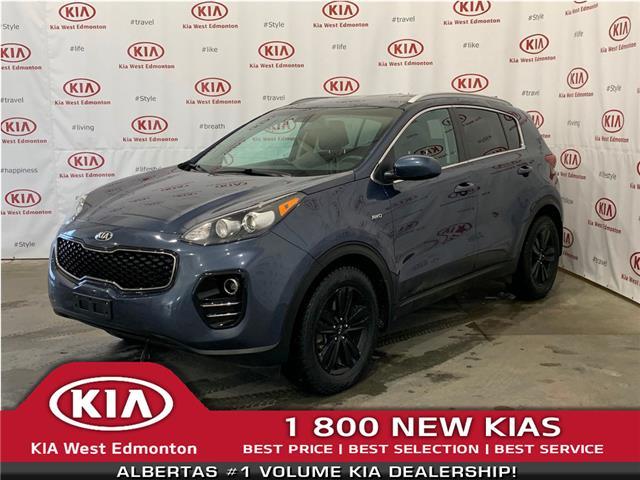 2017 Kia Sportage LX (Stk: 22178A) in Edmonton - Image 1 of 25