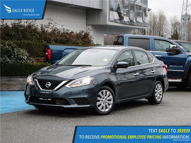 2018 Nissan Sentra 1.8 S (Stk: 180072) in Coquitlam - Image 1 of 15