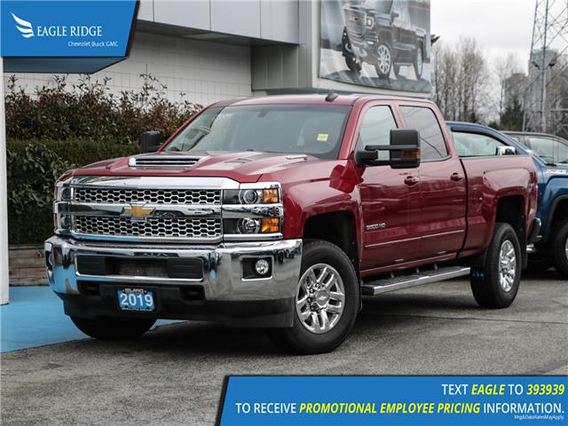 2019 Chevrolet Silverado 3500HD LT (Stk: 190179) in Coquitlam - Image 1 of 16