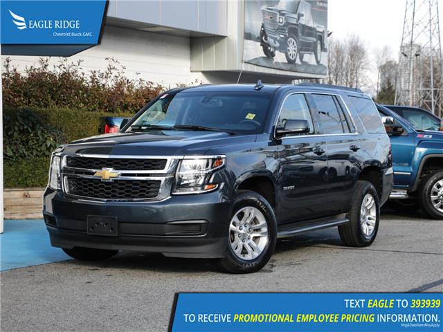 2019 Chevrolet Tahoe LS (Stk: 199838) in Coquitlam - Image 1 of 17