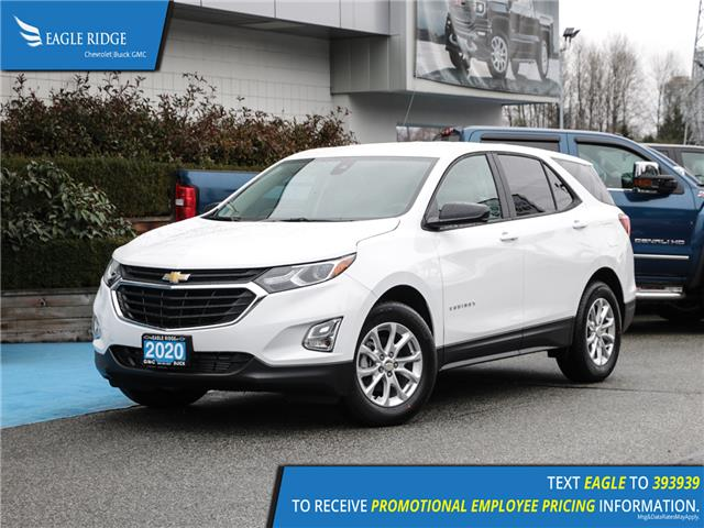 2020 Chevrolet Equinox LS (Stk: 04508A) in Coquitlam - Image 1 of 16
