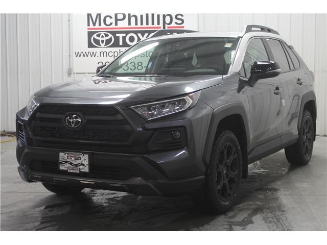 2020 Toyota RAV4 Trail (Stk: C095494) in Winnipeg - Image 1 of 23