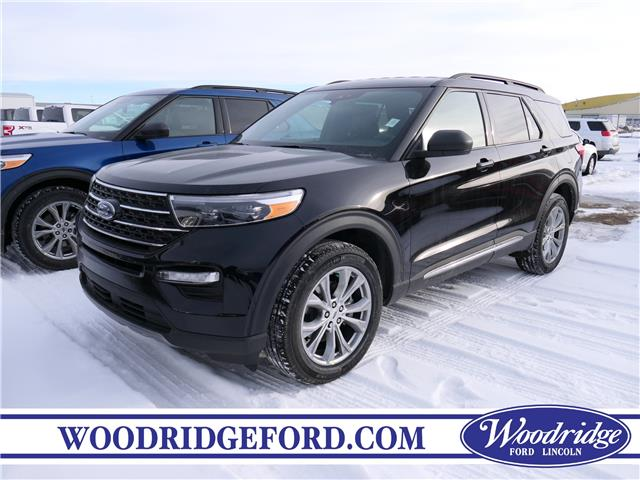 2020 Ford Explorer XLT (Stk: L-276) in Calgary - Image 1 of 6