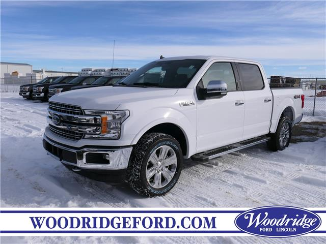 2020 Ford F-150 Lariat (Stk: L-326) in Calgary - Image 1 of 5