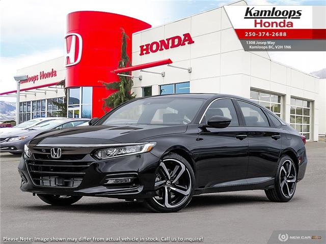 2020 Honda Accord Sport 1.5T (Stk: N14879) in Kamloops - Image 1 of 23