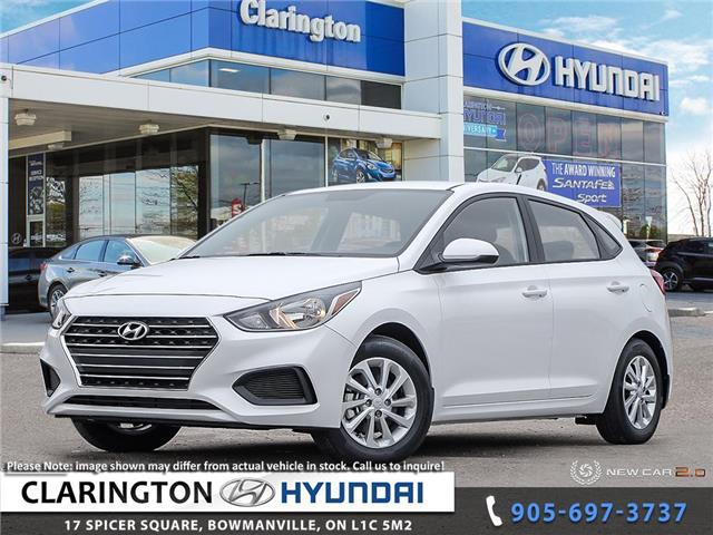 2020 Hyundai Accent Preferred (Stk: 20126) in Clarington - Image 1 of 24