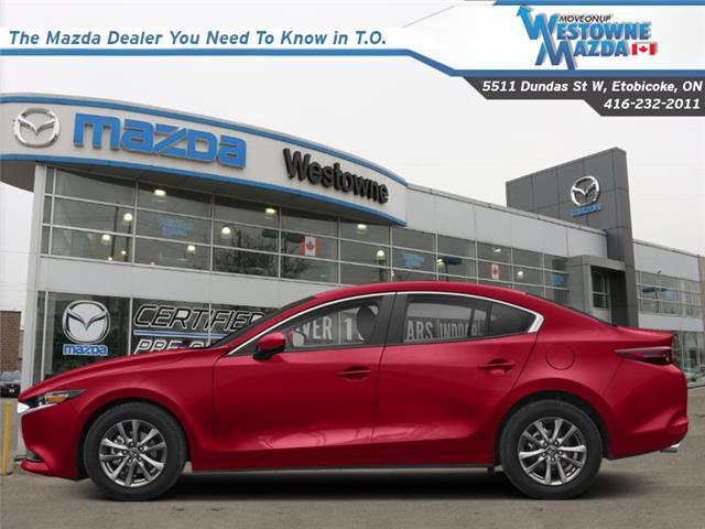2020 Mazda Mazda3 GS (Stk: 16145) in Etobicoke - Image 1 of 1