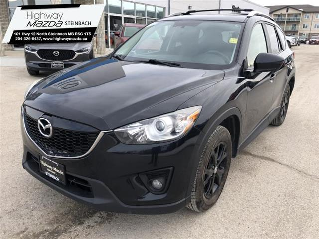2013 Mazda CX-5 GS AWD at (Stk: M19165A) in Steinbach - Image 1 of 21