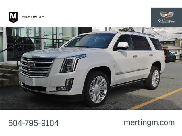2019 Cadillac Escalade Platinum (Stk: 96-0726) in Chilliwack - Image 1 of 17