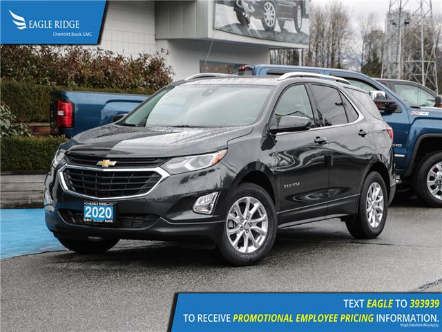 2020 Chevrolet Equinox LT (Stk: 04510A) in Coquitlam - Image 1 of 18