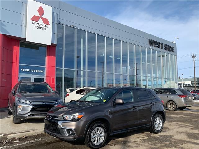 2019 Mitsubishi RVR SE (Stk: BM3703) in Edmonton - Image 1 of 25