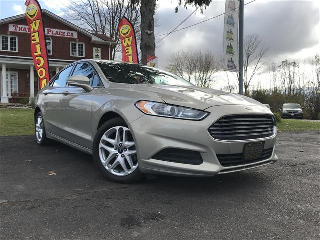 2015 Ford Fusion SE (Stk: 5456) in London - Image 1 of 26