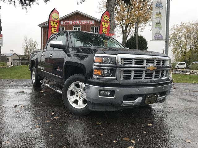 2015 Chevrolet Silverado 1500 1LZ (Stk: 5461) in London - Image 1 of 28