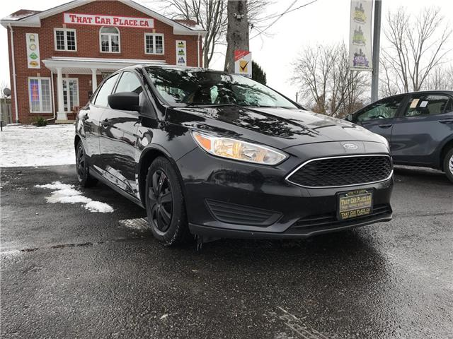 2015 Ford Focus S (Stk: 5504) in London - Image 1 of 20