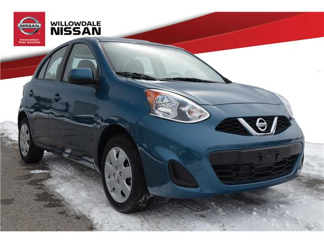 2019 Nissan Micra S (Stk: N611A) in Thornhill - Image 1 of 23