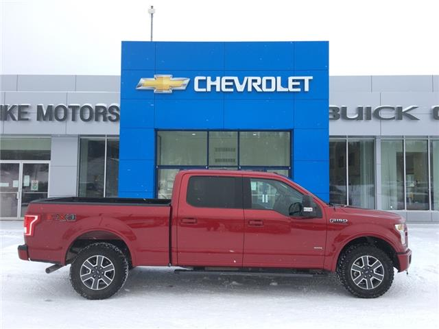 2016 Ford F-150 XL (Stk: 7193051) in Whitehorse - Image 1 of 5