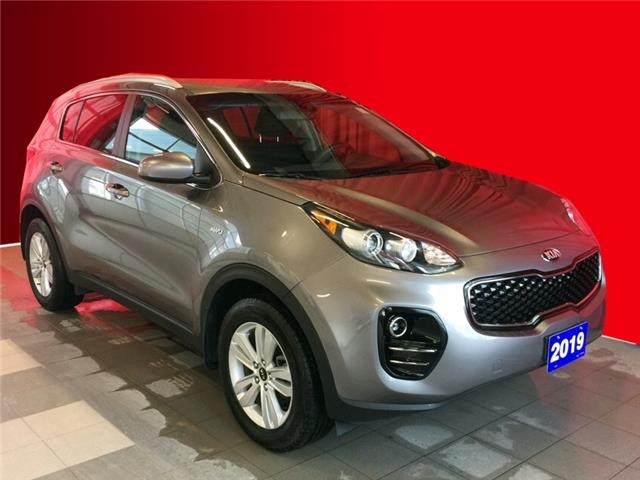 2019 Kia Sportage LX (Stk: BB0681) in Listowel - Image 1 of 18