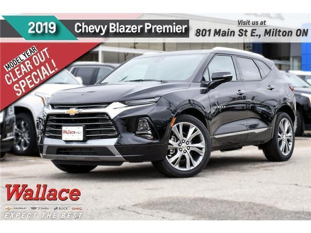 2019 Chevrolet Blazer Premier (Stk: 615504) in Milton - Image 1 of 30