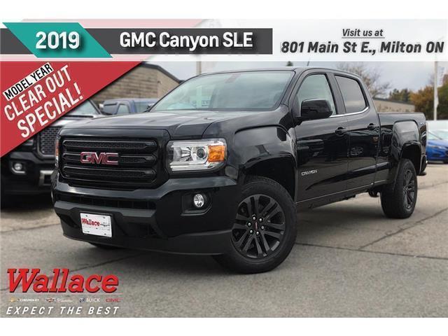 2019 GMC Canyon SLE (Stk: 299396) in Milton - Image 1 of 15