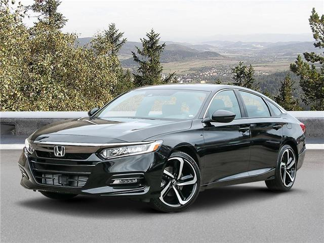 2020 Honda Accord Sport 2.0T (Stk: 20354) in Milton - Image 1 of 23