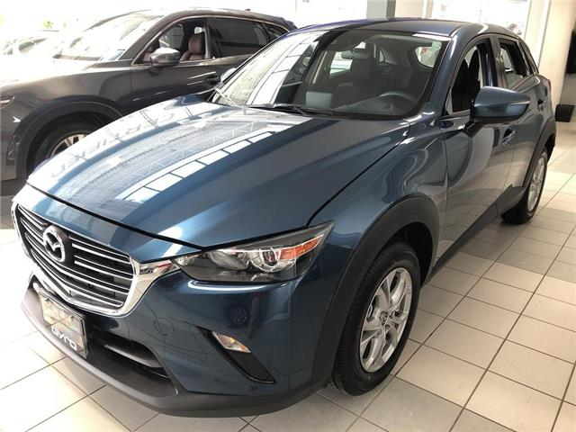 2020 Mazda CX-3 GS (Stk: 29452) in East York - Image 1 of 5