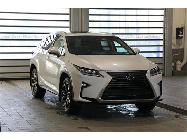 2017 Lexus RX 450h Base (Stk: 200313A) in Calgary - Image 1 of 11