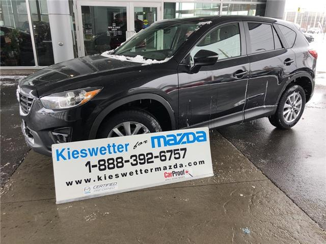 2016 Mazda CX-5 GS (Stk: 36270A) in Kitchener - Image 1 of 30